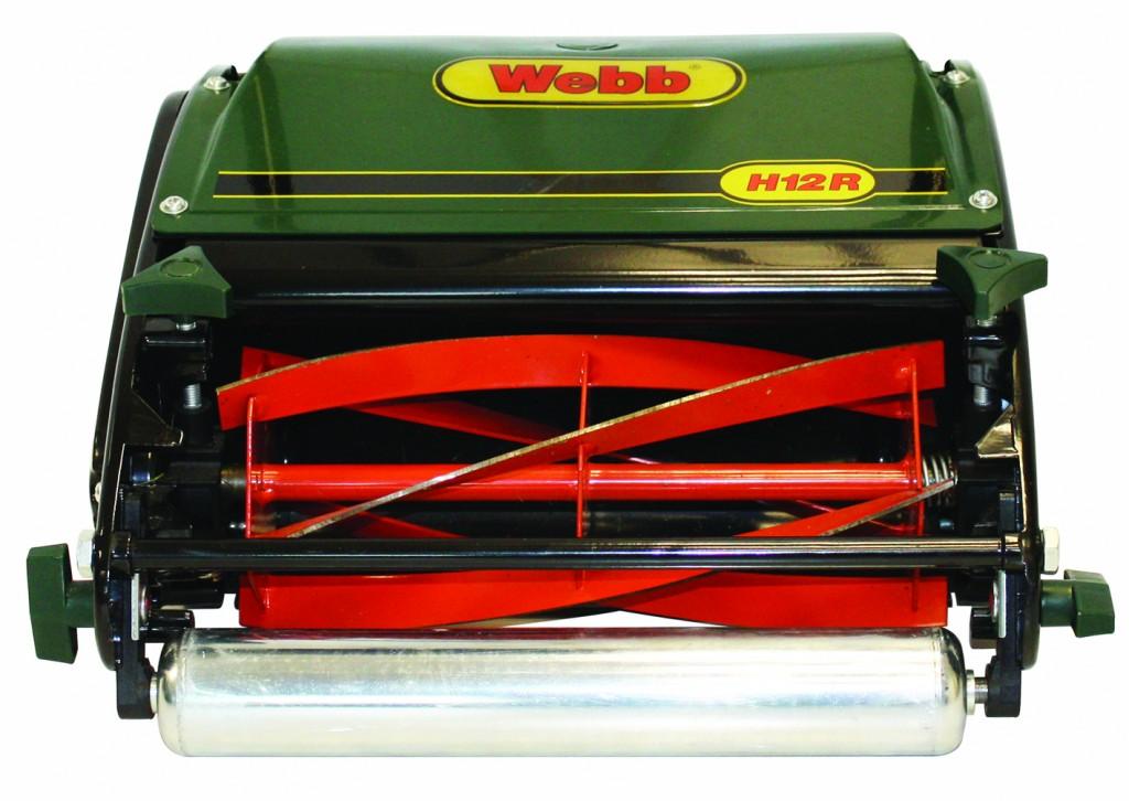 Le cylindre de coupe à 5 lames de la WEBB H12R